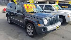 2008 jeep patriot limited mpg jeep patriot limited motors