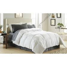 Washing A Down Comforter At Home Warmer Down Blend Comforter Threshold Target