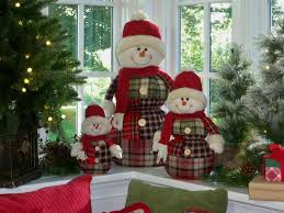 a family of snowmen by valerie parr hill on qvc qvc