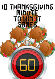 thanksgiving minute to win it children s ministry deals