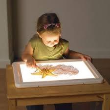 Toddler Sensory Table by Free For All Diy Sensory Light Box Kids Pinterest Sensory