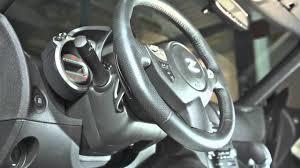 nissan 370z steering wheel 2014 nissan 370z tilt steering column youtube