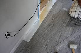 Installing Laminate Flooring In Rv Flooring Installing Vinyl Flooring Planks On Decksnstalln An Rv
