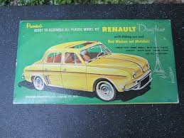 renault dauphine convertible what did you get today page 576 general model cars magazine
