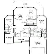 Ranch Floor Plans 252 Best Home Plans Images On Pinterest Architectural Design