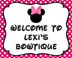 minnie s bowtique minnie mouse 8x10 personalized welcome birthday sign