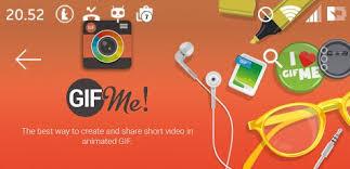 aplikasi android membuat animasi gif membuat animasi gif dari ke video dengan gif me camera di android