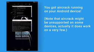 aircrack android how to install hacking tools in kali linux on android including
