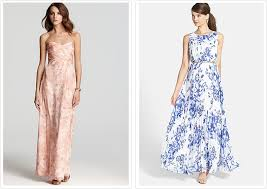 floral bridesmaid dresses floral bridesmaids dresses for floridian social