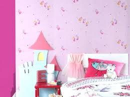 tapisserie chambre d enfant papier peint pour chambre bebe fille newsindo co