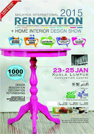 classy 9 home interior design renovation expo malaysia