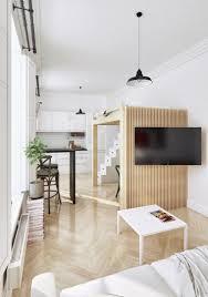 cuisine d appartement idee amenagement appartement avec cuisine d co studio et petit