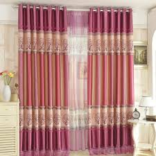 Pink And Purple Curtains Cheap Tree Pink Purple Beautiful Curtains For Bedroom