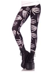 leggings esqueleto mujer halloween disfraces adultos y disfraces