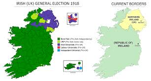 Uk Election Map by Two Maps Left Results Of The 1918 General Election Which Led To
