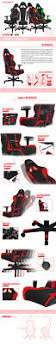 Video Game Chairs With Speakers Best 20 Gaming Chair Ideas On Pinterest Game Room Chairs Video