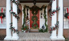 Home Decor For Christmas 50 Best Christmas Door Decorations For 2017
