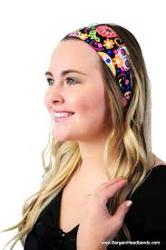 day of the dead headband sugar skulls and flowers day of the dead headband fashion