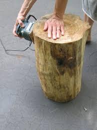 best 25 stump table ideas on tree stump table tree