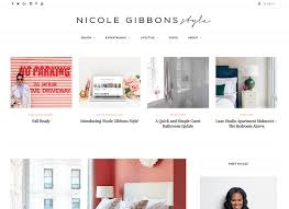 Nicole Gibbons 100 Best Home Design U0026 Decorating Blogs