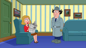 inspector gadget family guy wiki fandom powered wikia