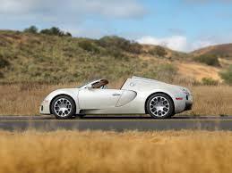 bugatti veyron grand sport sleek all white bugatti veyron grand sport en route to auction