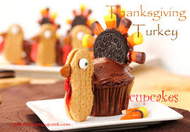 thanksgiving turkey cupakes coupon clipping cook