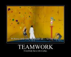 Teamwork Memes - memes with the tag travel anime meme com