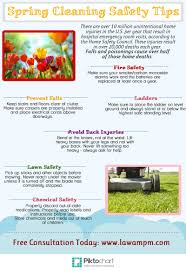 spring cleaning tips spring cleaning safety tips finkelstein partners llp injury