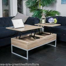 Rustic Coffee Tables With Storage Rustic Coffee Table Ebay