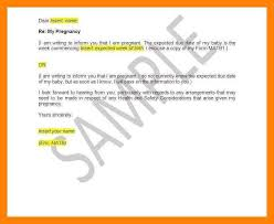 letter of resignation after maternity leave template uk cover