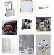 neiman wedding registry nespresso le cruset crate and barrel anthropologie carafe