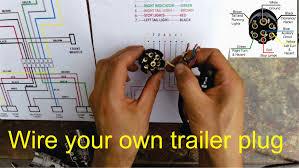7 pin rv trailer wiring diagram carlplant lovely ansis me