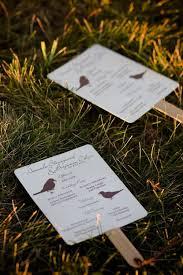 Program Template For Wedding Wedding Ceremony Program Fan U2013 Template Weddingbee