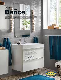 catálogo de baños 2018