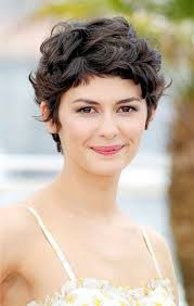 short pixie cuts for curly hair