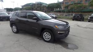 jeep granite crystal metallic clearcoat new 2018 jeep compass sport fwd sport utility in honolulu wj18038