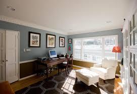 Modern Single Wooden Sofa Office Modern Minimalist Home Office Interior Design With Wooden