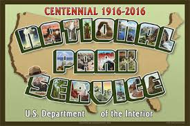 Department Of The Interior National Park Service The National Park Service Turns 100 In 2016 Bayport Marina
