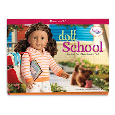 doll design book doll school design a day of learning and play american girl