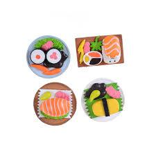 mini japanese sushi decoration anime ornament figures