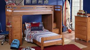 Find Bunk Beds Creekside Taffy Step Bunk Bed With Desk Bunk Beds