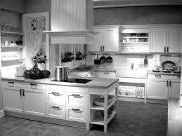 Laminate Tile Flooring Kitchen by Furniture Interesting Kitchen Design With American Woodmark And