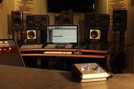 Studio Monitor Desk by Sonic Media Studios