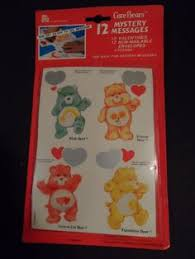 care bears checkers board game plastic figurines crowns cardinal