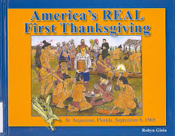 the real thanksgiving monday morning book review america u0027s real first thanksgiving