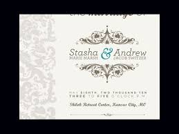 wedding invitation designs wedding invitation designs mes specialist