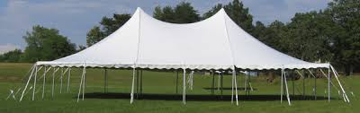 tent rentals rochester ny 40x60 white pole tent flower city party rentals by flower city