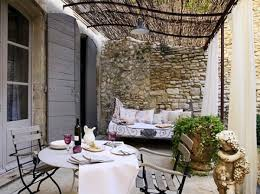 terrasse gestaltung mediterran stil wohnen pinterest