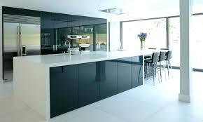 Black Gloss Kitchen Cabinets Glossy Kitchen Cabinets Black High Gloss Kitchen Cabinets Pathartl
